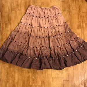 Jane Ashley skirt large